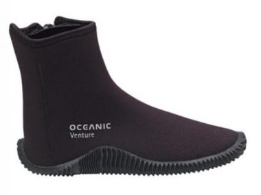 Oceanic Venture 5.0 5mm Soft Sole Diving Boots