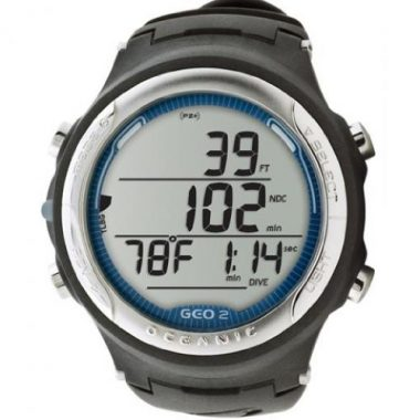 Oceanic Geo 2.0 Air/Nitrox Computer Freediving Watch
