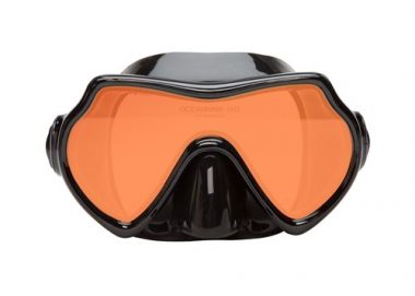 Oceanways Superview Dive Mask by SeaDive