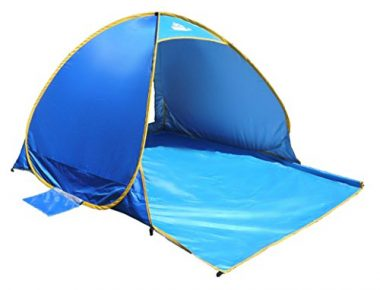 Outdoorsman Automatic Pop-Up Beach Tent