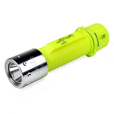 OxyLED 500 Lumen LED Submarine Waterproof Diving Flashlight