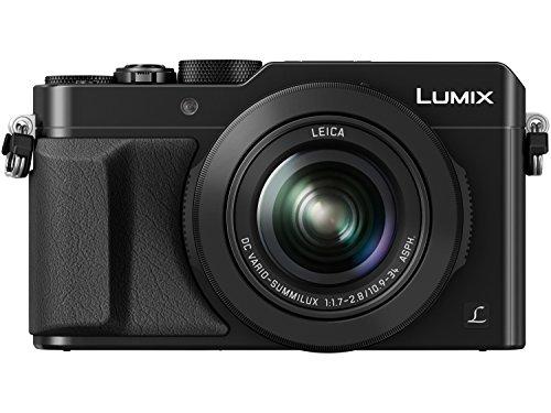 PANASONIC LUMIX LX100 4K Point and Shoot Diving Camera