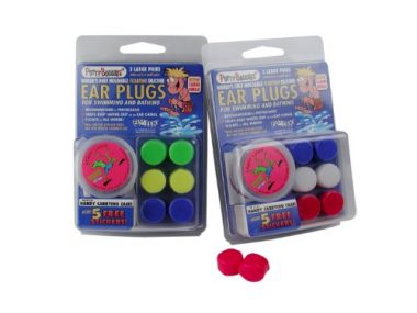 Putty Buddies Floating Silicone Surf Earplugs