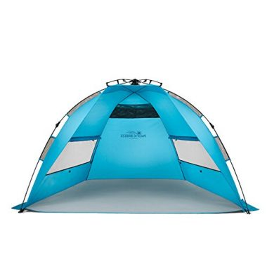 Pacific Breeze Easy Up Beach Tent  sc 1 st  Globo Surf & 10 Best Beach Tents Reviewed in 2019 | Buyers Guide - Globo Surf
