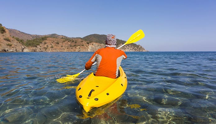 Paddling-a-Kayak-The-Basics