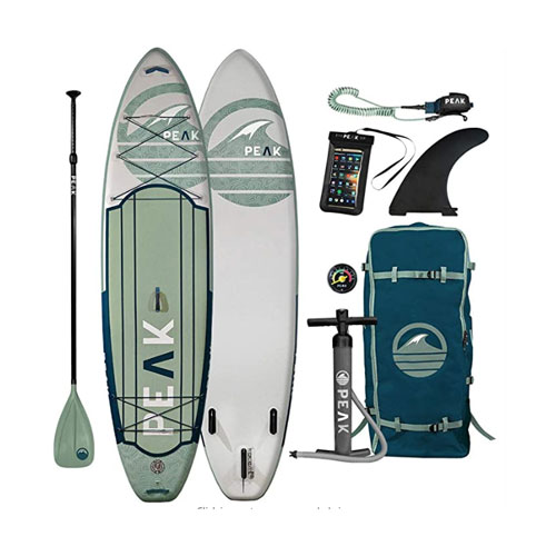 Peak Expedition Inflatable Paddle Board