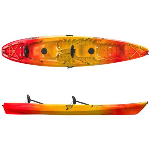 Perception Pescador 13.0 Tandem Sit-On-Top Ocean Kayak