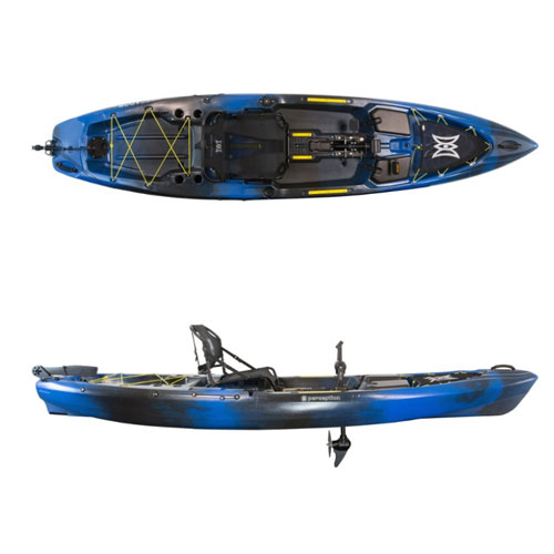 Perception Pescador Pilot 12.0 Pedal Fishing Kayak