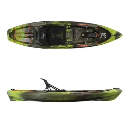 Perception Pescador Pro 10 Fishing Ocean Kayak