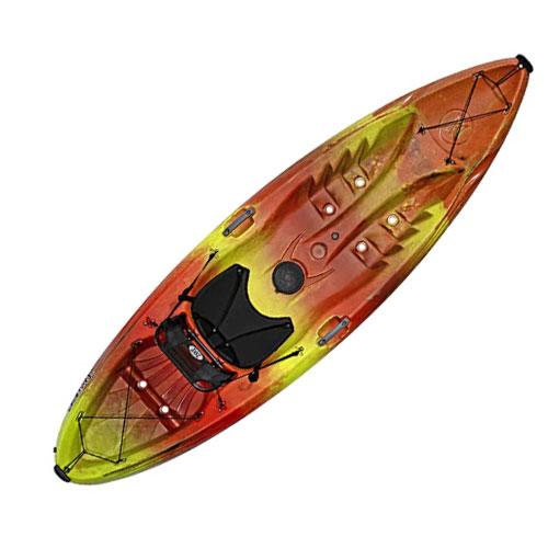 Perception Tribe 9.5 All-Around Fun Sit On Top Kayak