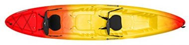 Rambler Touring Kayak by Perception Kayak
