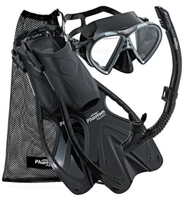 Phantom Aquatics Snorkel Gear