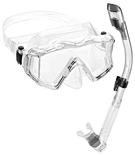 Phantom Aquatics Panoramic Scuba Mask