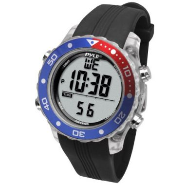 Pyle Underwater Multi-Function Water Sport Wrist Freediving Watch