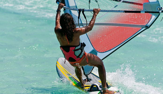 5 Best Windsurfing Boards in 2019 [Buying Guide] Reviews - Globo Surf