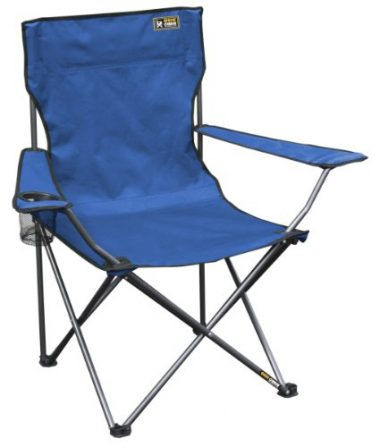 Folding Quad Camp Chair by Quik Shade