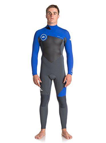 Quiksilver Men's Syncro Series 3/2mm Back Zip Full Wetsuit