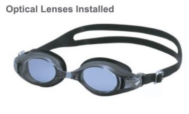 Rx Optical Prescription Swim Goggles by View+