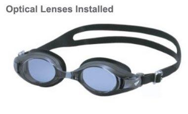 Rx Optical Prescription Swim Goggles by View+