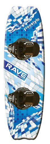 Rave Freestyle Wakeboard with Striker Bindings