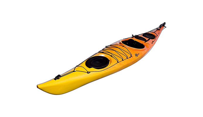 Riot Kayaks Brittany 16.5 Touring Kayak