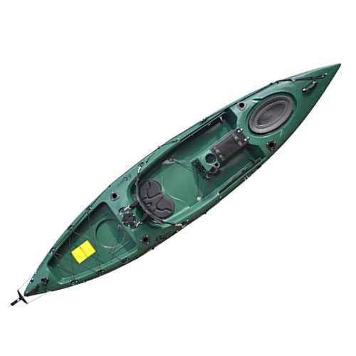 Riot Kayaks Escape 12 Sit-On-Top Angler Kayak