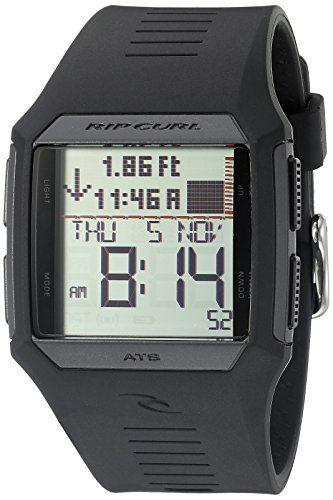 Rip Curl Men's Rifle's Tide Digital Watch