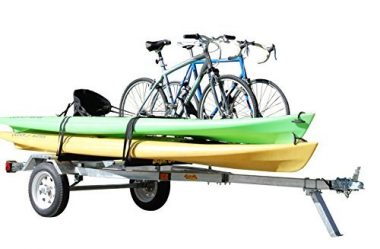 Right On Kayak Ruff-Sport Kayak Trailer