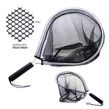 SAMS Aluminum Landing Nets Catch and Release