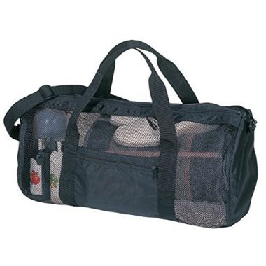 SDI Sport Gym Mesh Roll Bag