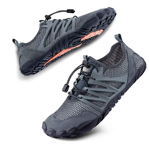 SIMARI Men's Women's Quick Dry Water Shoes for Sailing