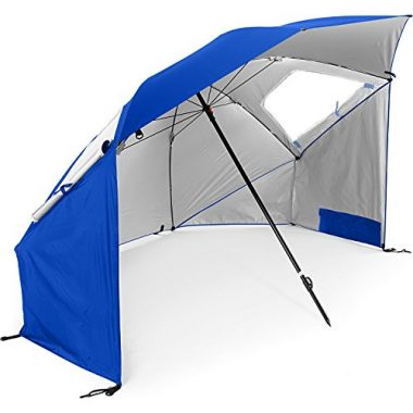 Super-Brella – Portable Sun and Beach Shelter