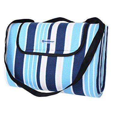 Outdoor Waterproof Beach Blanket By Songmics