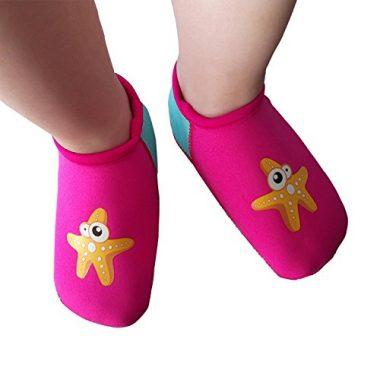 Suiek Unisex Baby Swim Water Shoes For Kids