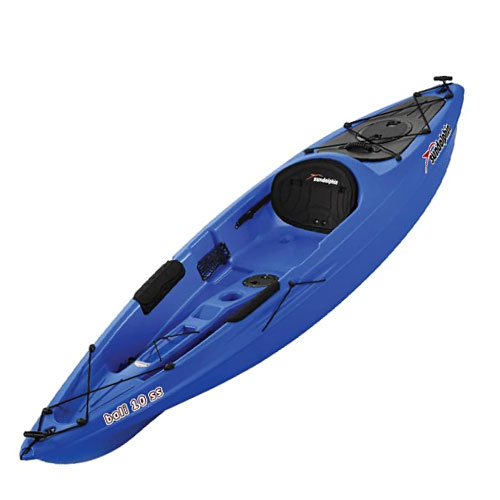 Sun Dolphin Bali SS 10-Foot Sit-On-Top Kayak