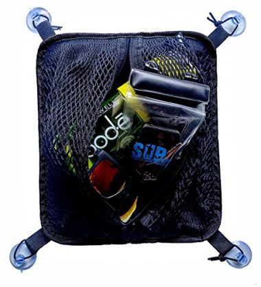 SUP Deck Bag with Waterproof Insert Paddle Board Accessories