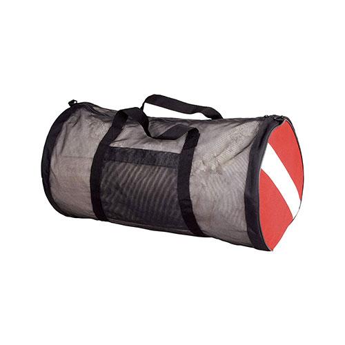 ScubaMax Hard Nylon Mesh Duffel Dive Bag