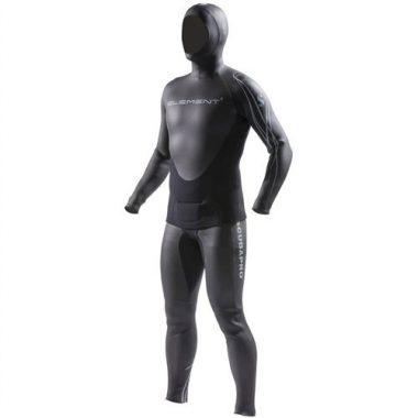 ScubaPro Mens Element 2PC Apnea 3mm Wetsuit