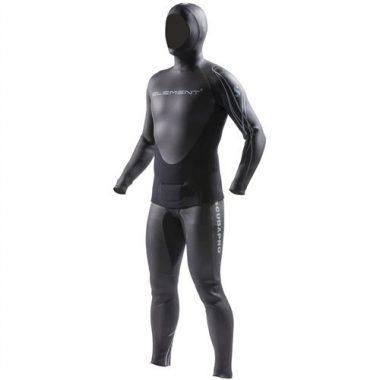 ScubaPro Mens Element 2PC Apnea 3mm Wetsuit