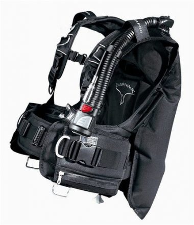 Scubapro Knighthawk BC w/ Air II for Scuba Divers