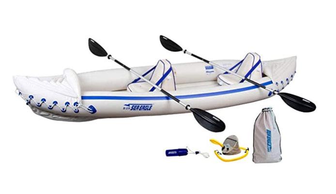 Sea Eagle 370 Pro 2 Person Inflatable Kayak