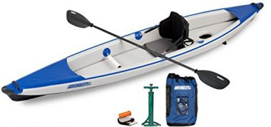 Razorlite 393rl Inflatable Touring Kayak by Sea Eagle