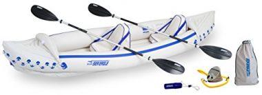 Sea Eagle SE370K Pro Package Inflatable Tandem Kayak