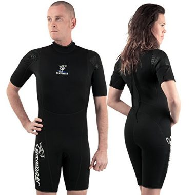 Scavenger 3mm Shorty Ultra Flexible Surfing Wetsuit