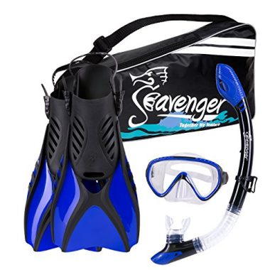 Seavenger Advanced Combo Snorkel Gear