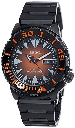 "Seiko Men's ""Classic"" Stainless Steel Automatic Divers Dive Watch"