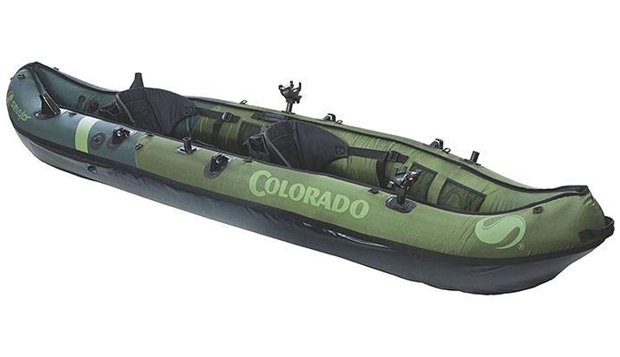 Sevylor Coleman Colorado Tandem Fishing Kayak