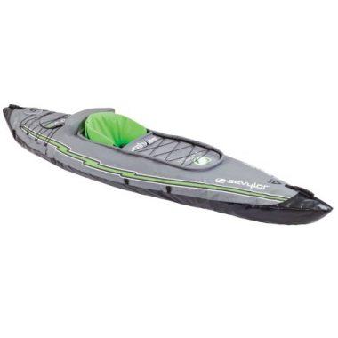 Sevylor Quikpak K5 1-Person Inflatable Kayak