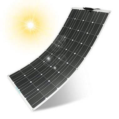 MooHoo 18V Flexible Solar Panel