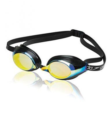 Socket Mirrored Swim Goggle by Speedo